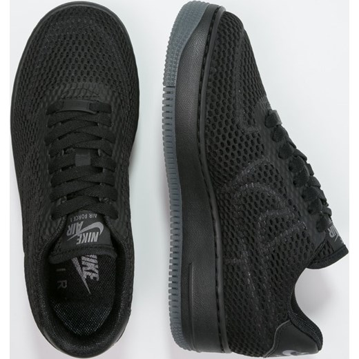 Nike Sportswear AIR FORCE 1 UPSTEP BR Tenisówki i Trampki blackcool grey