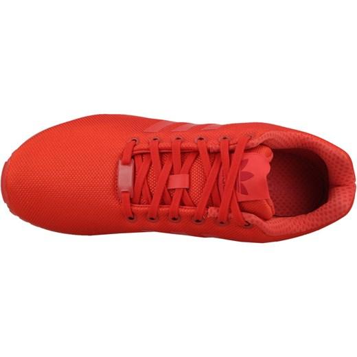 Buty damskie sneakersy adidas Originals ZX Flux AQ3098 czerwony sneakerstudio.pl