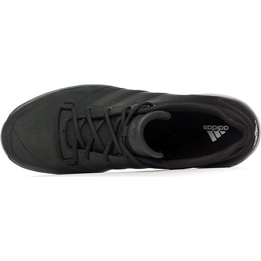 Adidas Buty Męskie Daroga Plus Lea czarny Newmodel.pl