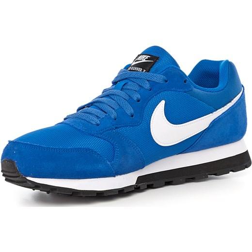 Data wydania wyglądają dobrze wyprzedaż buty zniżki z fabryki Nike Buty Męskie MD Runner 2 niebieski Newmodel.pl