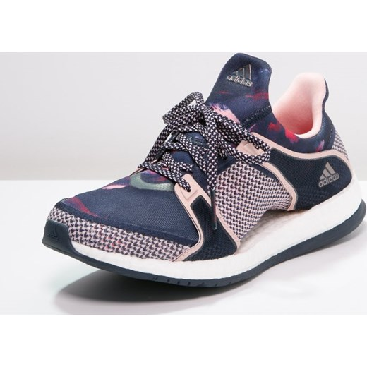 49f2ad1bc25 ... hot adidas performance pure boost x tr obuwie treningowe collegiate  navy vapour pink ray red 2e51f