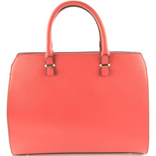 ad805480c923e Pojemny i szykowny usztywniany kuferek czerwony rozowy Mimili Accessoires  etorba.pl