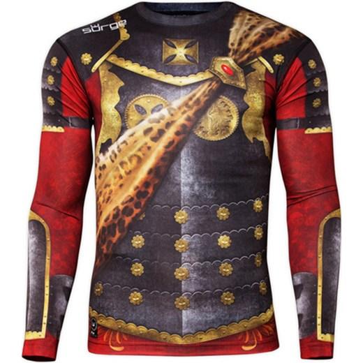 a0ac1c216d2c Koszulka termoaktywna Zbroja Husarska długi rękaw czerwony Surge Sport L Surge  Polonia