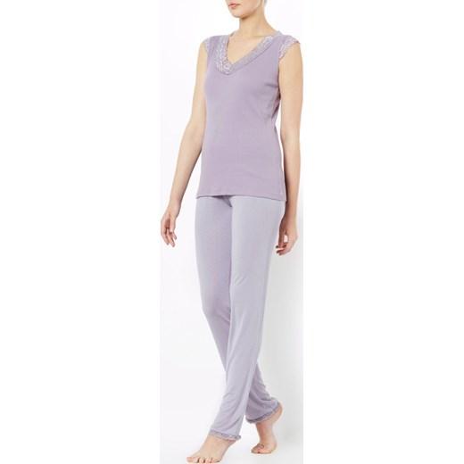 f70c6a34f99e31 Damska piżama 3-częściowa la-redoute-pl rozowy boho w Domodi