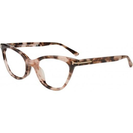 5cb2ede61eff Okulary Korekcyjne Tom Ford Tf 4271 072 49 Bialy Aurore W Domodi
