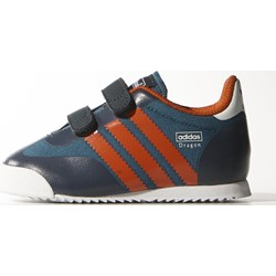 Trampki chłopięce Adidas - runcolors.pl