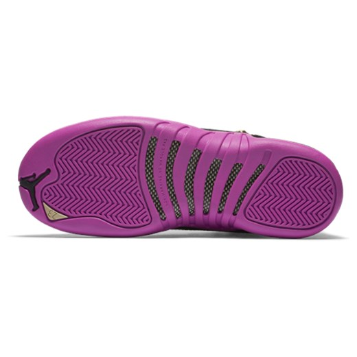 save off b219c 6a2ad ... Buty Nike AIR JORDAN 12 RETRO GG - 510815-018 Air Jordan fioletowy 36.5  Basketo