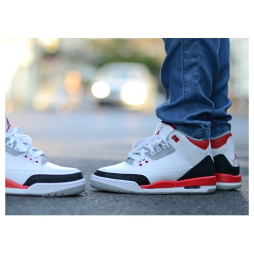 31d2de7bc2c3ad Buty Air Jordan 3 Retro (GS)