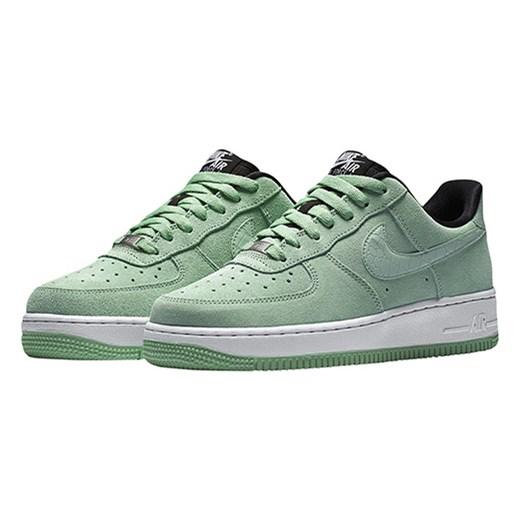 buty nike air force 1 '07 seasonal enamel green