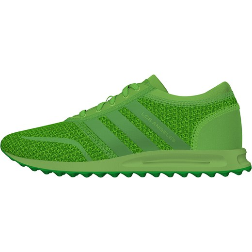 Buty adidas Los Angeles Kids (AQ6285) zielony Worldbox
