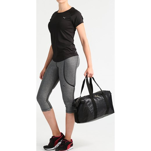 357c01da157 ... Puma FIT AT WORKOUT Torba sportowa puma black/gold Puma One Size Zalando
