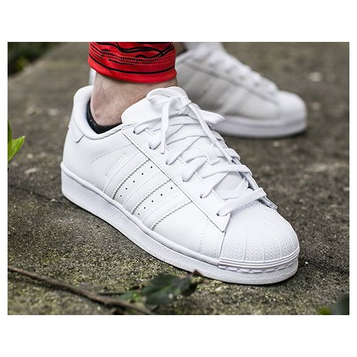 sports shoes 23eef c7b03 ... sale buty adidas superstar foundation junior white b23641 adidas 3  worldbox ea380 7d860