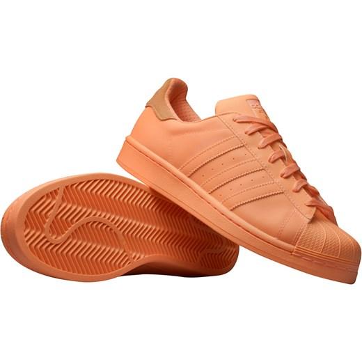 buty adidas superstar adicolor sun glow