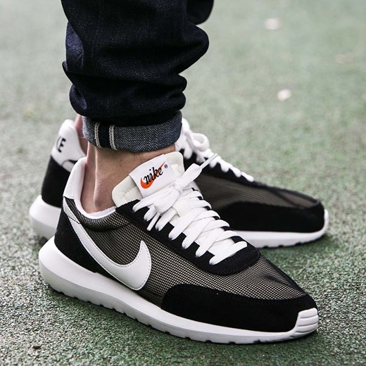 buty nike roshe daybreak nm black summit white