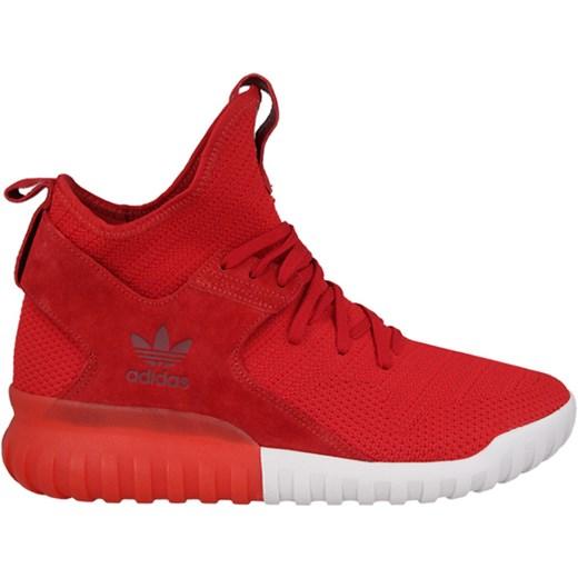 buy online f32d3 ba453 BUTY ADIDAS ORIGINALS TUBULAR X PRIMEKNIT S80129 czerwony yessport.pl