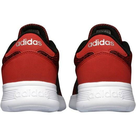 adidas lite racer męskie czerwone