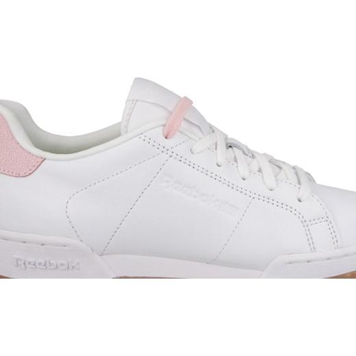Buty damskie sneakersy Reebok Npc II Ne Face Stockholm AR1410 szary sneakerstudio.pl