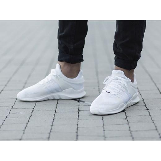 jak kupić tanie z rabatem Zjednoczone Królestwo Buty męskie sneakersy adidas Originals Equipment Support Adv BA8322 szary  sneakerstudio.pl