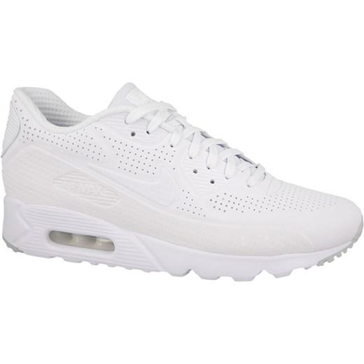 Buty męskie sneakersy Nike Air Max 90 Ultra Moire 819477 111 bialy sneakerstudio.pl