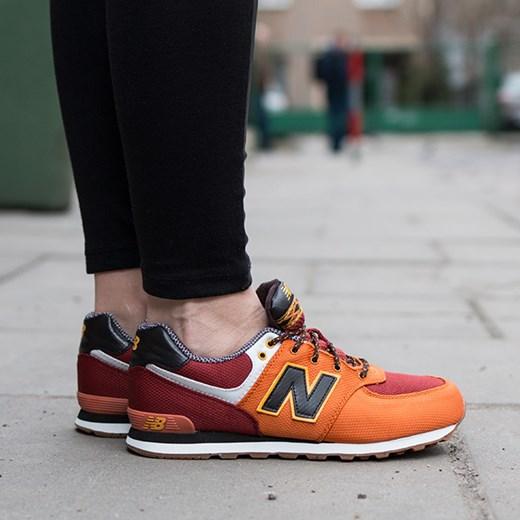 Buty damskie sneakersy New Balance
