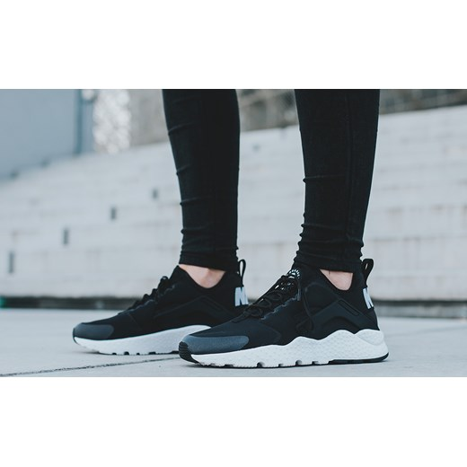 739e0ad0e242 nike air huarache run ultra czarne shoes