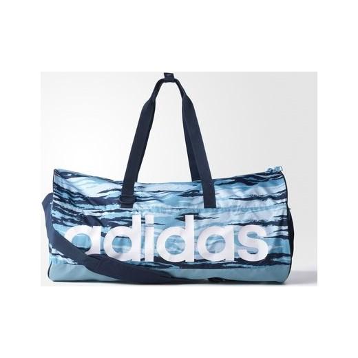 af742210e0b5f adidas Torba Linear Performance Team Bag Medium Adidas M ...