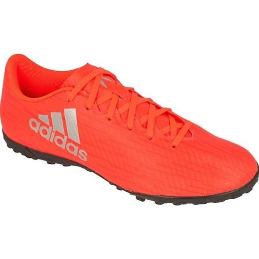 Buty piłkarskie adidas X16.4 TF M S75708 szary Sklep Benton
