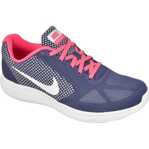 42a472d3 Buty biegowe Nike Revolution 3 W 819303-502 Nike niebieski 37.5 Sklep  Benton ...