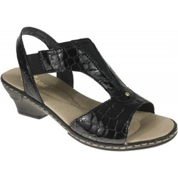 Sandały damskie Rieker - Prima Strada