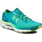 Buty UNDER ARMOUR - Ua W Speedform Gemini 2.1 1288354-933 Ttt/Wht/Lml