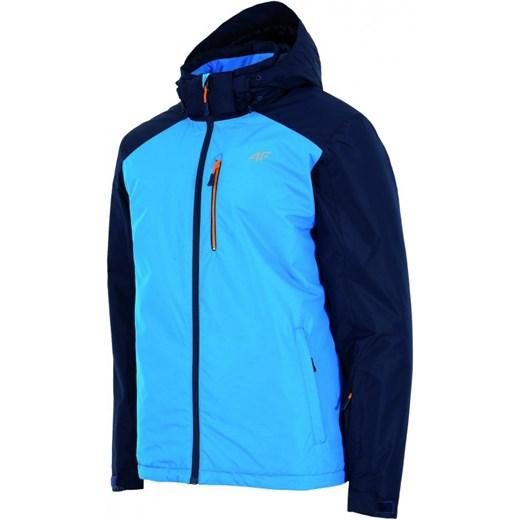 5ea99f2a50 T4Z16-KUMN302  Kurtka narciarska męska KUMN302 - niebieski jasny 4F ...