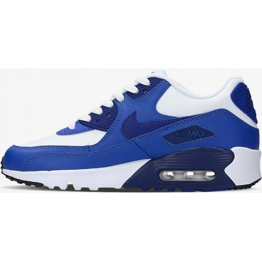 new styles a11db 90d78 ... NIKE AIR MAX 90 LTR (GS) niebieski Nike 38.5 Sizeer ...