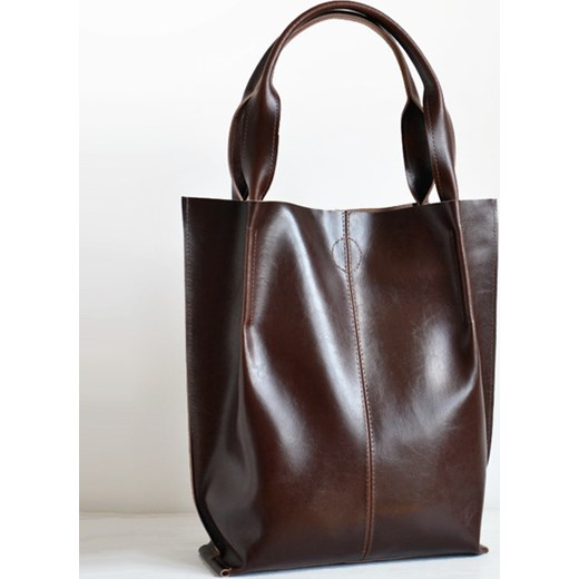913c54266fb6a Shopper Bag Skórzana Torebka, SKÓRA NATURALNA 100% na DaWanda.pl Dawanda.pl