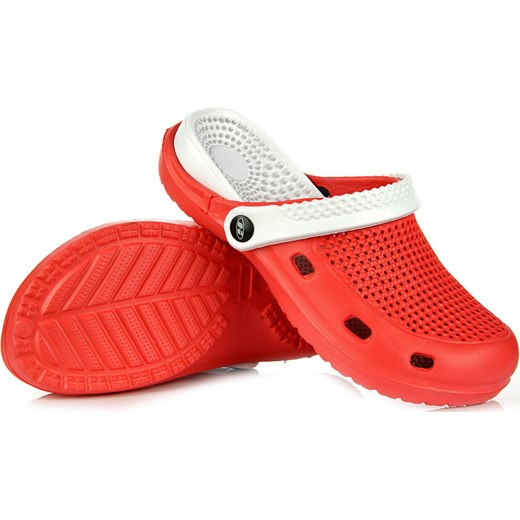 425163f05e25af ... basen HASBY K782B czerwono-białe klapki basenowe plażowe butyraj-pl  pomaranczowy lato. Zobacz: Hasby