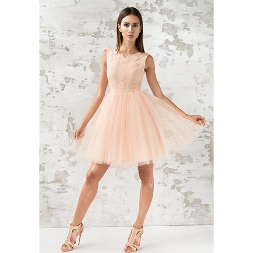 Sukienka W Stylu Boho Dream Dress Regard Szary Showroompl W Domodi