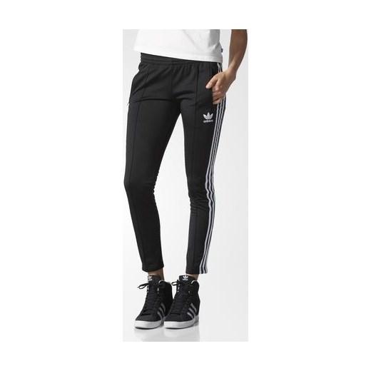 19b3723ca adidas Spodnie dresowe Supergirl Track Pants czarny w Domodi
