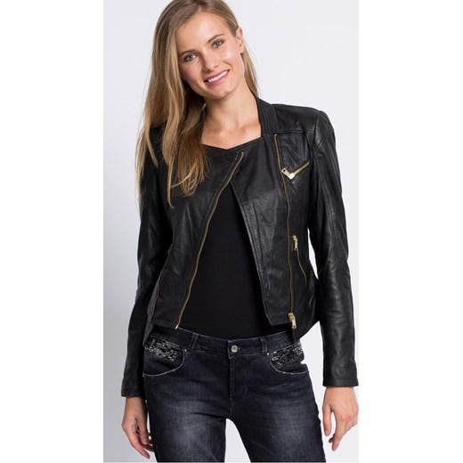 136520b8f5500 Guess Jeans - Kurtka skórzana Suzen ANSWEAR.com w Domodi