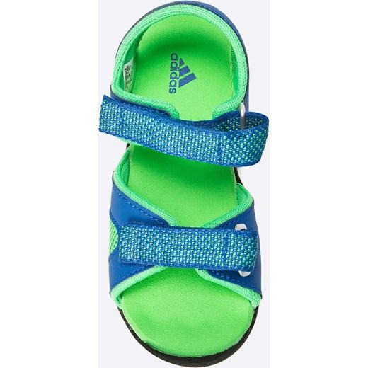 fba8596343a94 ... adidas Performance - Sandały dziecięce Sandplay Od Adidas Performance  29 ANSWEAR.com