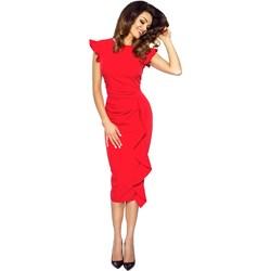 Czerwone Sukienki Na Wesele Wiosna 2019 W Domodi