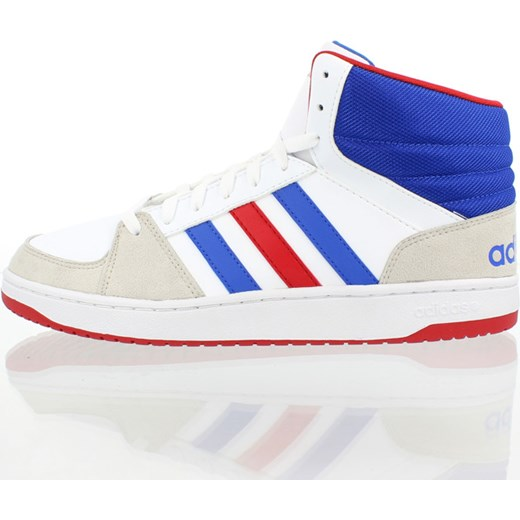 purchase cheap d1f07 4ca57 ... low price adidas vl hoops mid adidas neo niebieski 44 2 3 squareshop  384d1 fc177