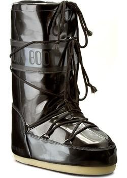 Śniegowce MOON BOOT - Vinile Met. 14021400001 Nero Moon Boot  eobuwie.pl - kod rabatowy