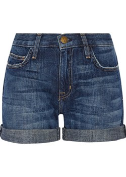 The Boyfriend denim shorts   NET-A-PORTER - kod rabatowy