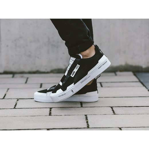Buty m?skie sneakersy Puma Court Play SlipOn x UEG ?Gravity Resistance 361637 01 sneakerstudio.pl