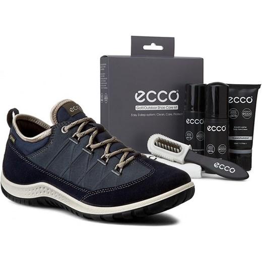 Półbuty ECCO Aspina 83852350595 MarineMarine