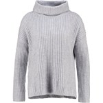 Zalando Essentials Sweter light grey melange