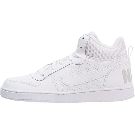 quality design fd4d8 680d3 Nike Sportswear COURT BOROUGH Tenisówki i Trampki wysokie weißhellgrau  bialy Zalando w Domodi