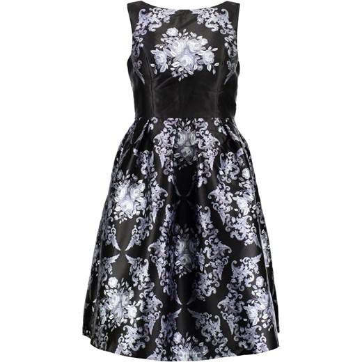 c6d8e7a86da7 Chi London Curvy TALLULAH Sukienka koktajlowa black Zalando w Domodi