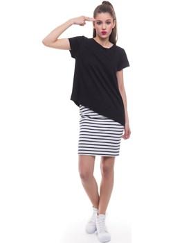 #TRBL Koszulka Curve Look M/L Czarny  czarny Misstrouble.pl - kod rabatowy