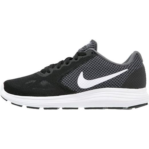 4546e6eb Nike Performance REVOLUTION 3 Obuwie do biegania treningowe dark  grey/white/black Zalando w Domodi