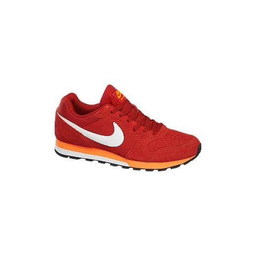 buty nike męskie czerwone
